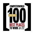 2018 100 Computer World Best Places to Work in IT Logo