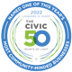 Points of Civic 50 logo
