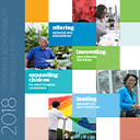thumbnail of 2018 corporate responsibility progress report cover